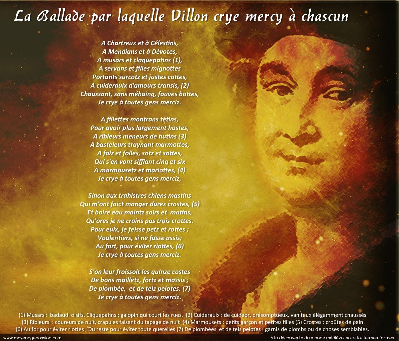 francois_villon_ballade_de_merci_mercy_poesie_medievale_moyen-age_tardif