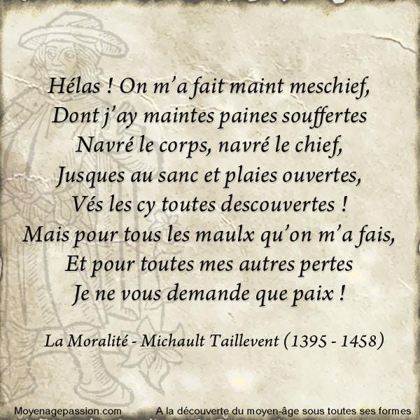 michault_taillevent_poesie_medievale_la_moralite_povre_commun_moyen-age_tardif_XVe