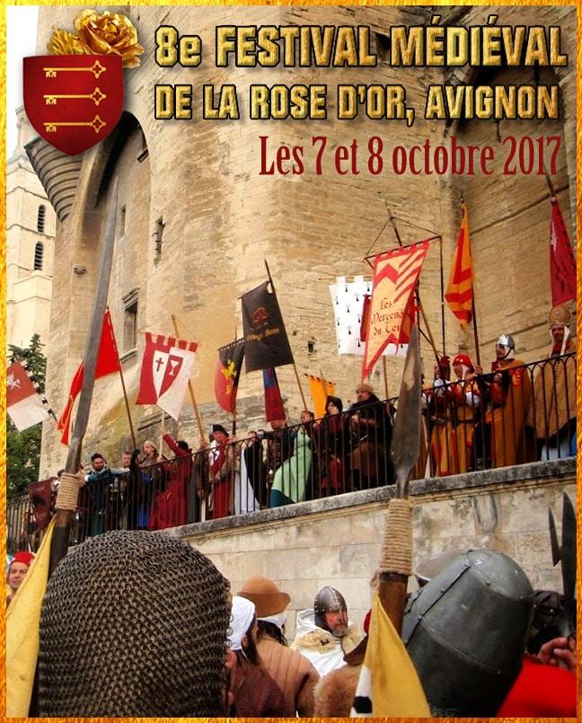 rose_or_festival_rassemblement_medieval_avignon_agenda_animation_moyen-age