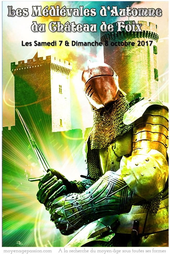 tournoi_chevalier_gaston_phebus_febus_chateau_foix_animations_fetes_medievales_2017_ariege_XIVe
