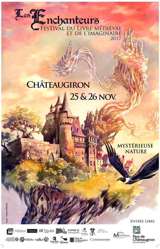 agenda_festival_medieval_livre_moyen-age_imaginaire_fantastique_legendes_bretonnes_chateaugiron_bretagne
