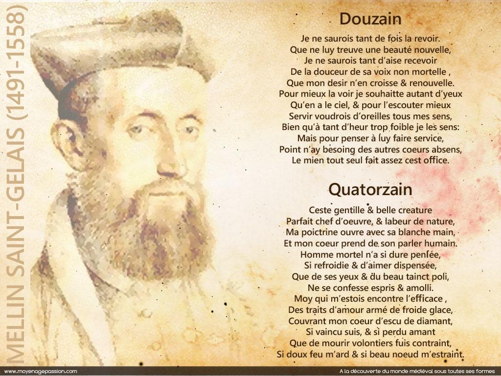 mellin_saint_gelais_douzain_poesie_renaissance_moyen-age_tardif