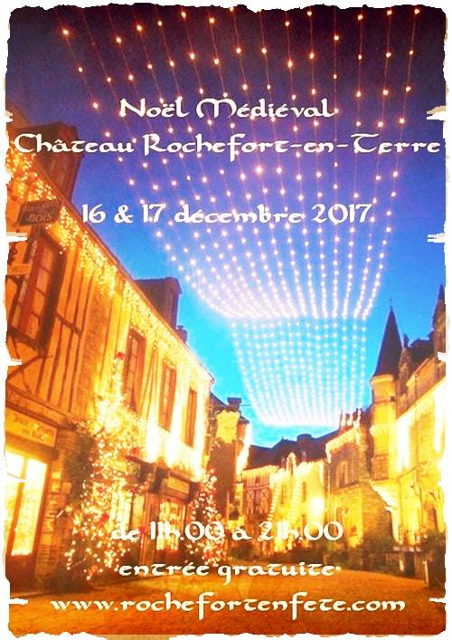 agenda_fêtes_marche_medieval_noel_rochefort_en_terre_bretagne