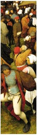 bruegel_1566_la_danse_de_mariage_musique_chanson_ancienne_vin_clairet