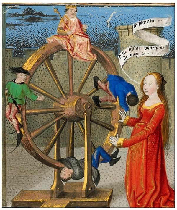 fortune_medievale_roue_du_sort_moyen-age_miniature_enluminure_Maître_Coëtivy_XVe