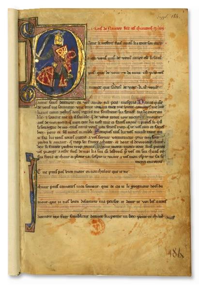 manuscrit_ancien_thibaut_de_champagne_enluminure_poesie_chanson_medievale_amour_courtois_moyen-age_XIIIe