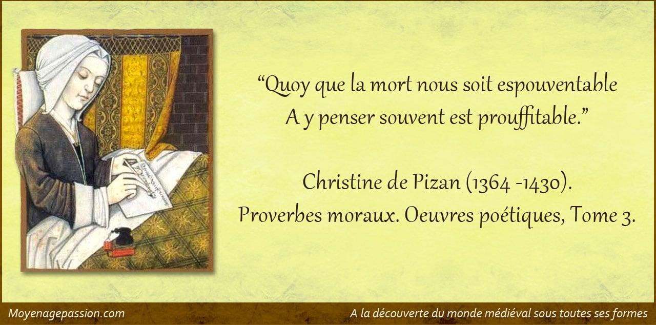 citations_medievales_christine_de_pisan_pizan_femme_ecrivain_poete_philosophe_proverbe_moral_moyen-age