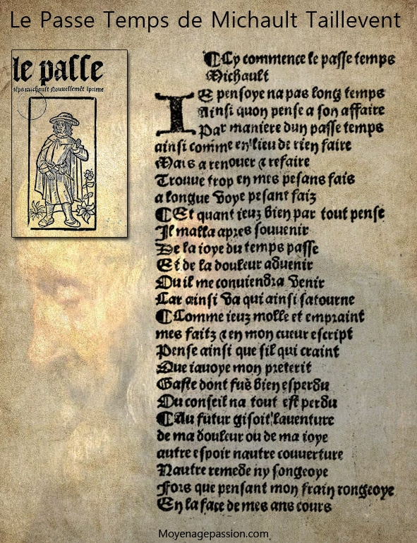 poesie_litterature_medievale_passe_temps_michault_taillevent_XVe_moyen-age_tardif