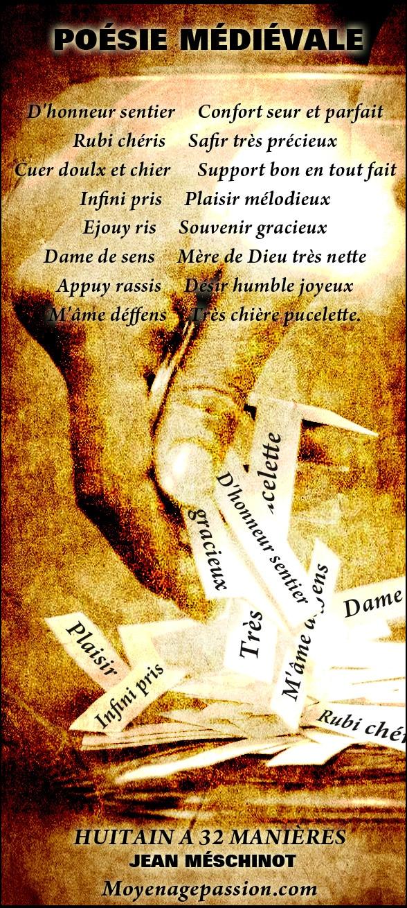 poesie_medievale_jean_meschinot_poete_breton_moyen-age_XVe_huitain_vers_brises_culte_marial
