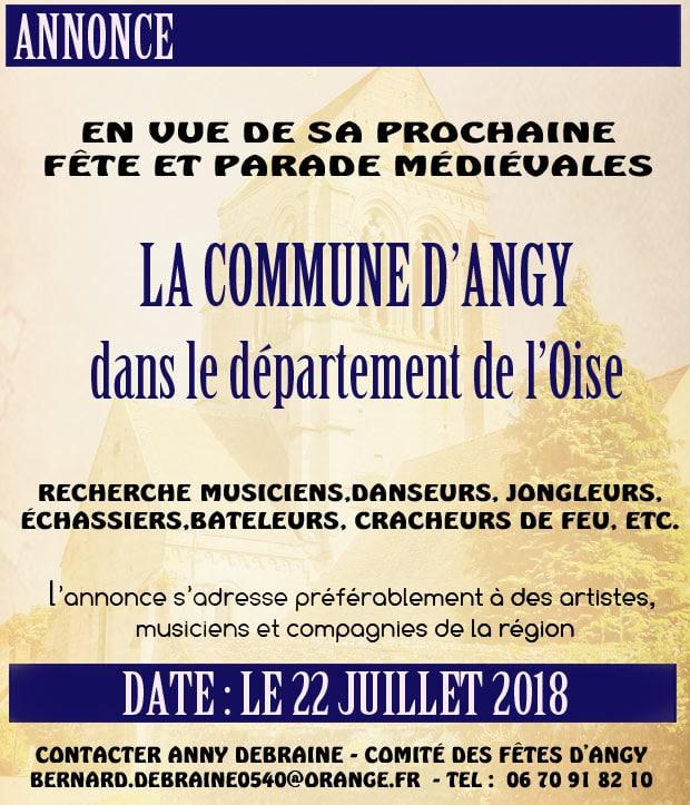 annonce_angy_oise_agenda_fetes_evenement_parade_animation_musicien_medievale_Hauts-de-France