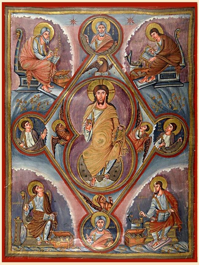 iconographie_image_philosophie_medievale_archeologie_visuel_representation_divine_christ_moyen-age_chretien