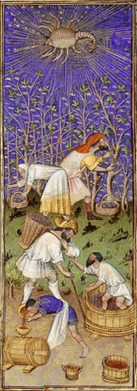 litterature_medievale_fabliaux_contes_poesie_satirique_paysans_vilains_manuscrit_ancien_rohan_enluminures