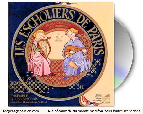 musique_chanson_medievale_motets_estampies_ensemble_gilles_binchois_XIIIe_siècle_moyen-age