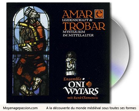 oni_wytars_rene_clementic_ensemble_musique_poesie_medieval_album_troubadour_martin_codax_moyen-age