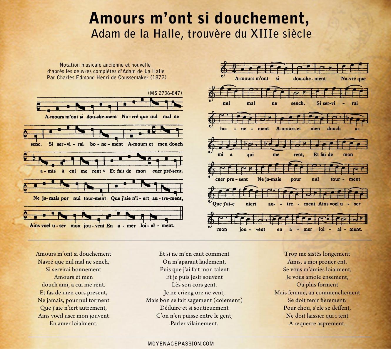 Amours_si_douchement_chanson_medievale_amour_courtois_trouvere_adam_de_la_halle_moyen-age_XIIIe_siecle