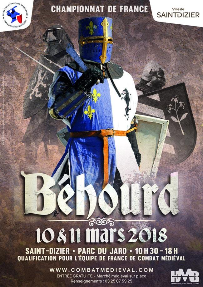 agenda_evenement_medieval_behourd_combat_tournoi_joutes_Saint_Dizier