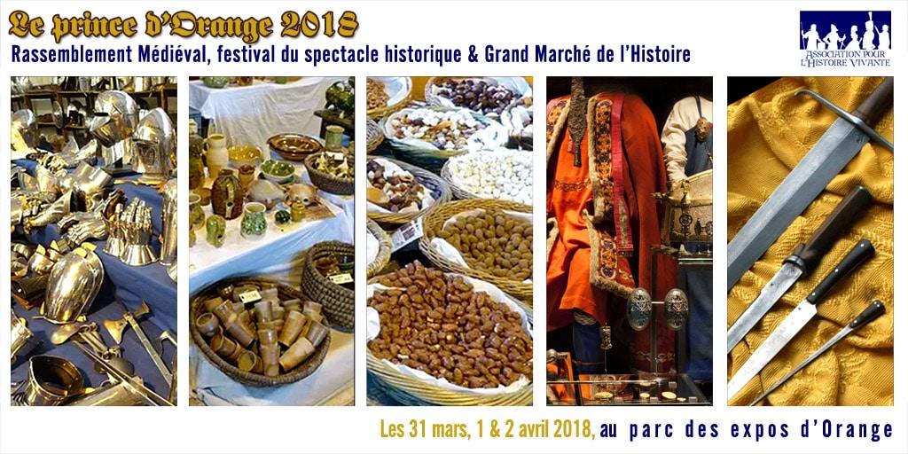 agenda_sortie_marche_histoire_medieval_festival_historique_histoire_vivante_prince_orange_2018