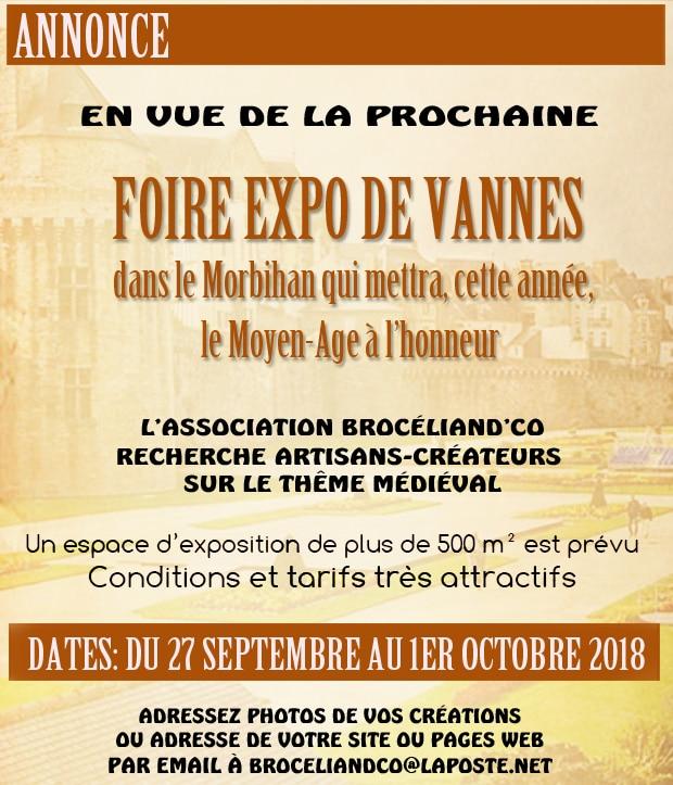 annonce_fetes_evenement_medievale_recherche_artisans_moyen-age_foire_exposition_bretagne