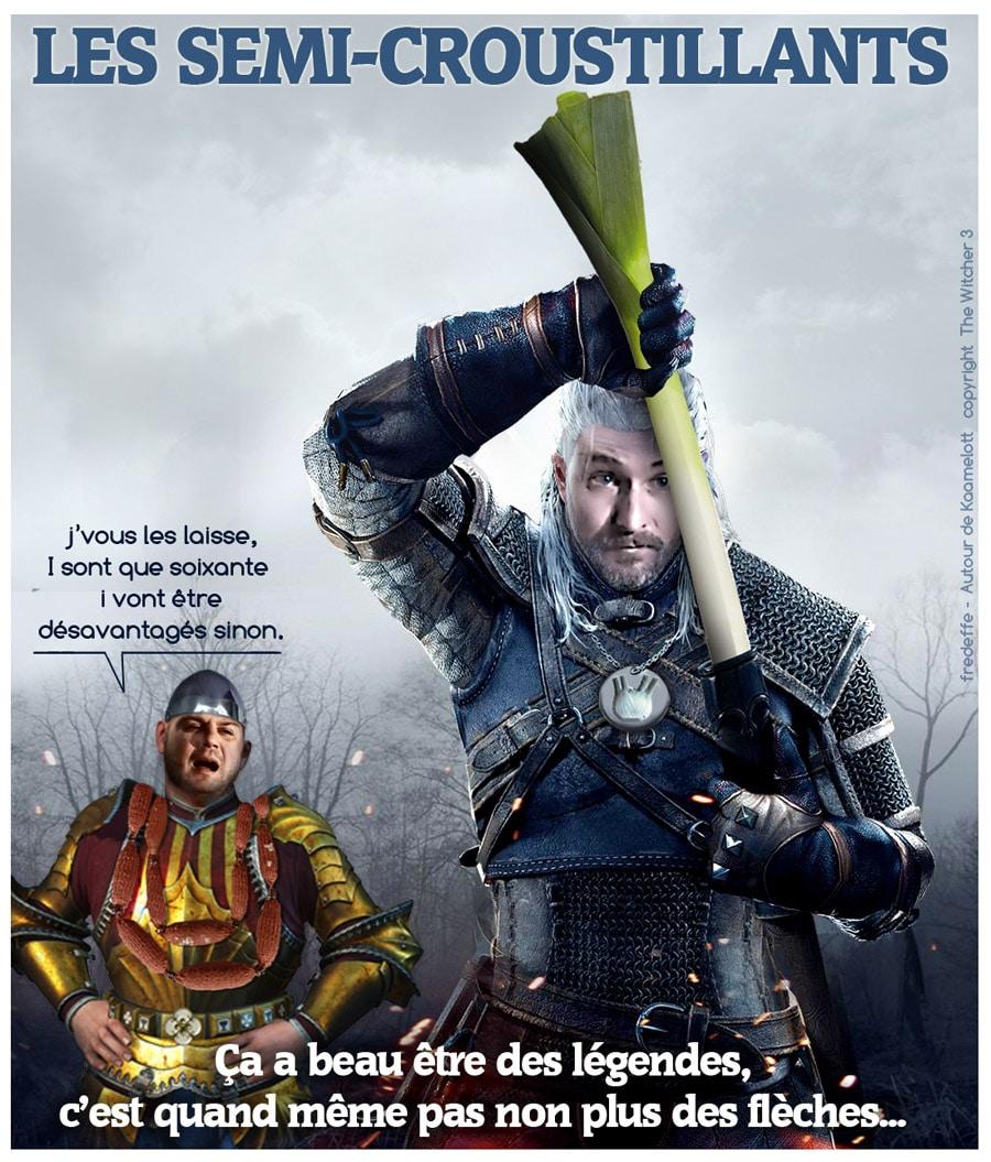 Kaamelott Perceval Karadoc Et Le Clan Autonome Des