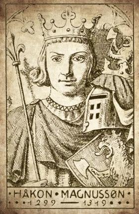 litterature_medievale_Haakon_V_magnusson_de_norvege_duc_oslo_moyen-age_central