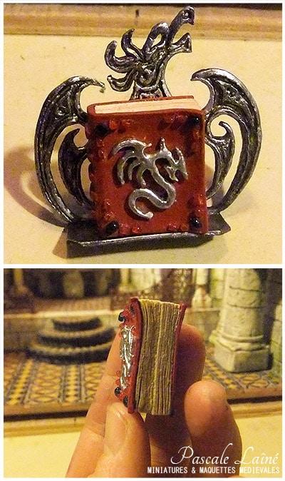 melusine_litterature_art_maquettes_manuscrit_miniature_medievale_Pascale_Laine_moyen-age