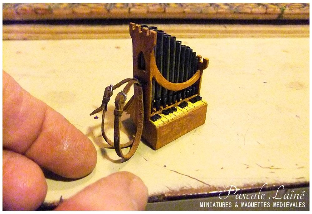 melusine_litterature_medievale_art_gothique_maquettes_miniatures_Pascale_Laine_moyen-age