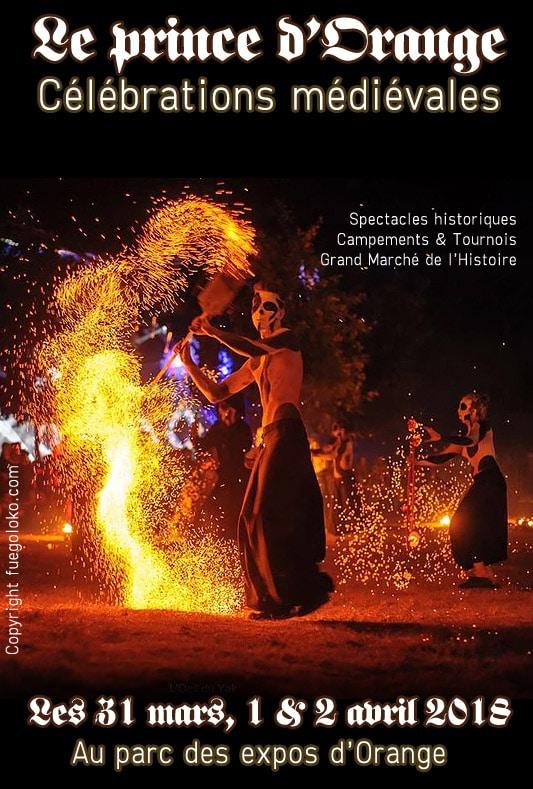 prince_orange_2018_festival_spectacles_historiques_medievales