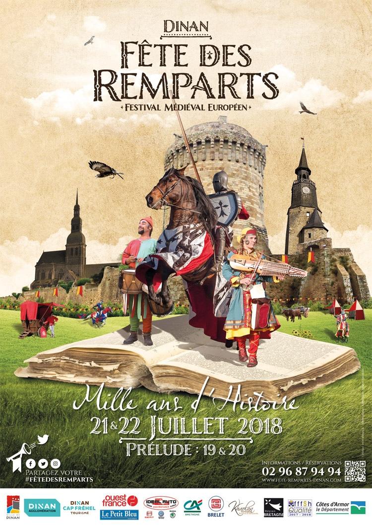 agenda_fete_medievale_remparts_dinan_festival_europeen_moyen-age_bretagne