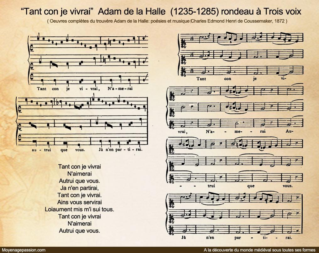 chanson_musique_poesie_medievale_adam_de_la_halle_rondeau_tant_con_je_vivrai_moyen-age_central