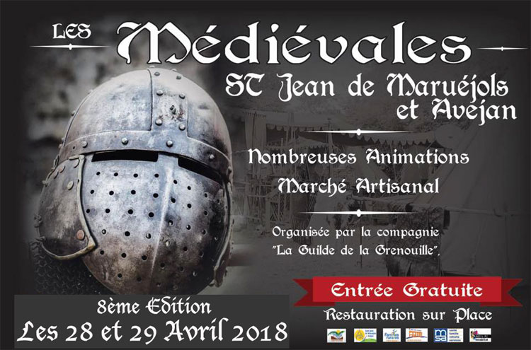 fetes_animations_medievale__gard_guide_de_la_grenouille_St-Jean-de-Maruejols-Avejan_2018