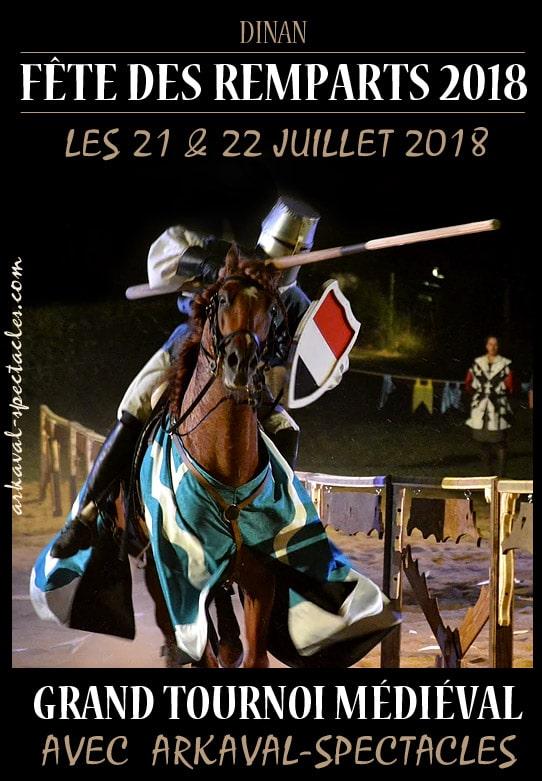 fetes_remparts_dinan_2018_arkaval_spectacles_tournoi_medieval_chevalerie