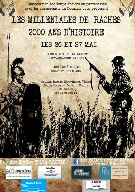 Agenda_2018_fetes_medievales_sortie_historique_reconstituteurs_Milleniales_Raches_Nord_hauts_de_france