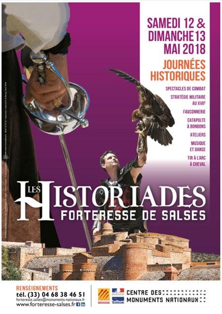 agenda_2018_evenements_fetes_medievales_historiades_forteresse_salses_pyrenees_occitanie
