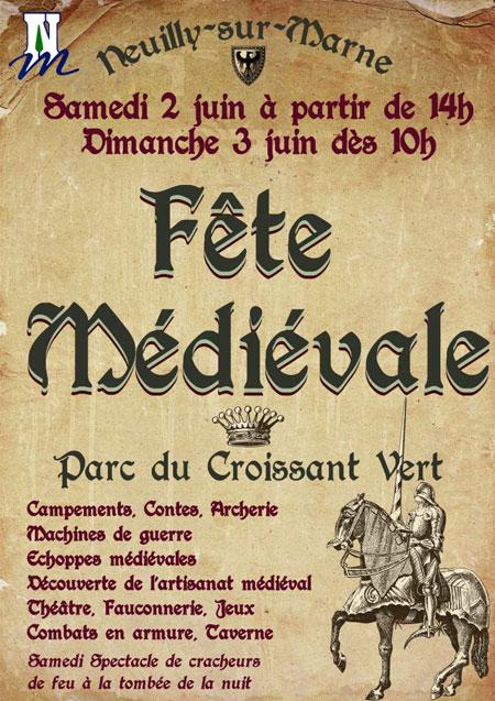 agenda_evenement_moyen-age_fetes_animations_medievales_neuville_sur_marne