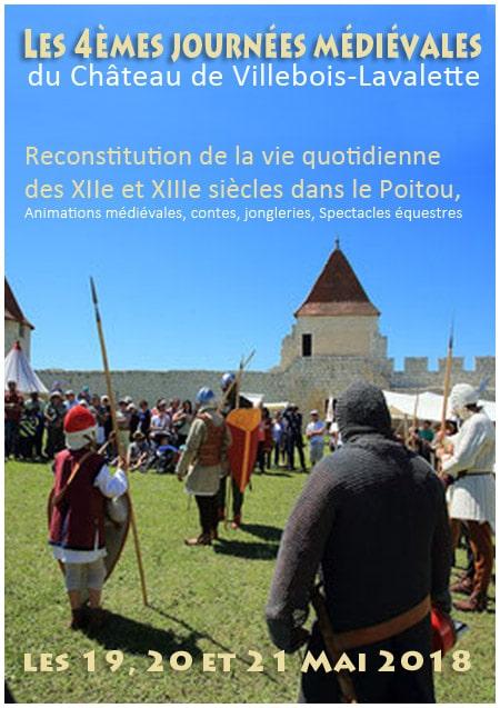 agenda_fetes_animations_medievales_chateau_Villebois-Lavalette_-Charente_sud_ouest
