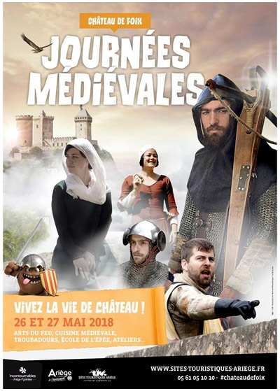agenda_fetes_celebrations_journees_medievales_chateau_foix_ariege_occitanie