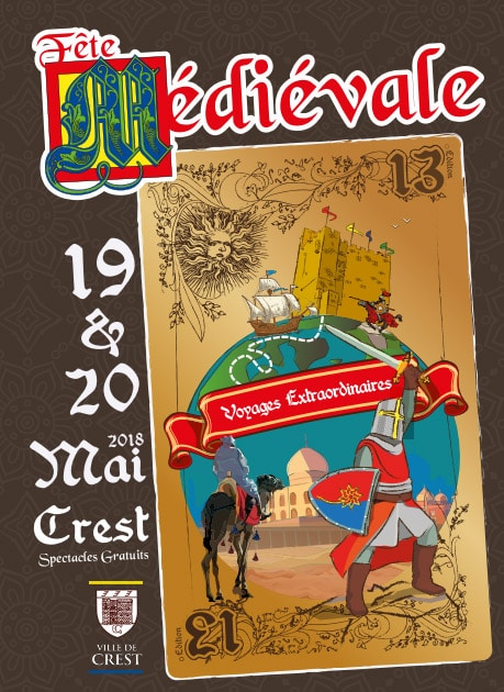agenda_moyen-age_festif_evocation_historique_fetes_animations_medievales_Crest_Drome_rhone_alpes