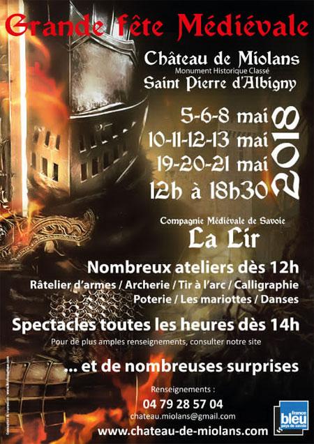 fetes_animations_medievale_chateau_de_miolans_savoie_auvergne_rhone_alpes