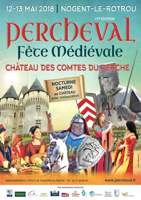 fetes_animations_medievales_percheval_nogent_le_retrou_percherons_