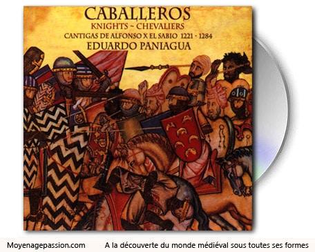 musique_espagne_medievale_culte_marial_eduardo_paniagua_alphonse_de_castille_caballeros_cantigas_santa_maria_chevalier_moyen-age