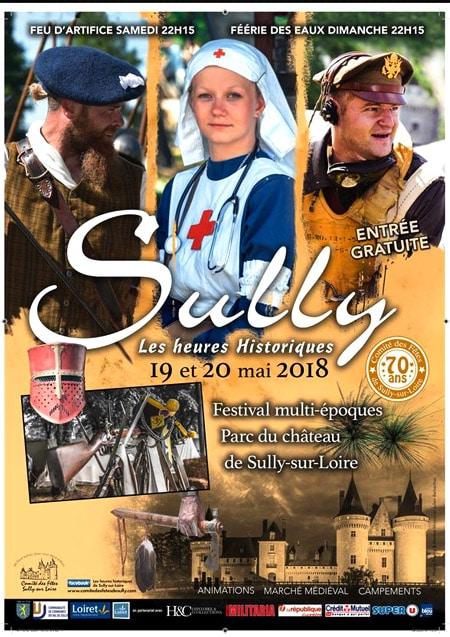 sully_sur_loire_festival_heures_historiques_animations_marche_medieval_Centre-Val-de-Loire
