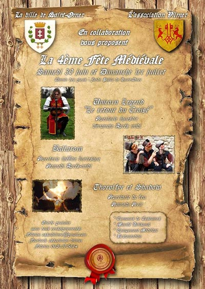 4eme_fetes_animations_medievales_saint_omer_2018