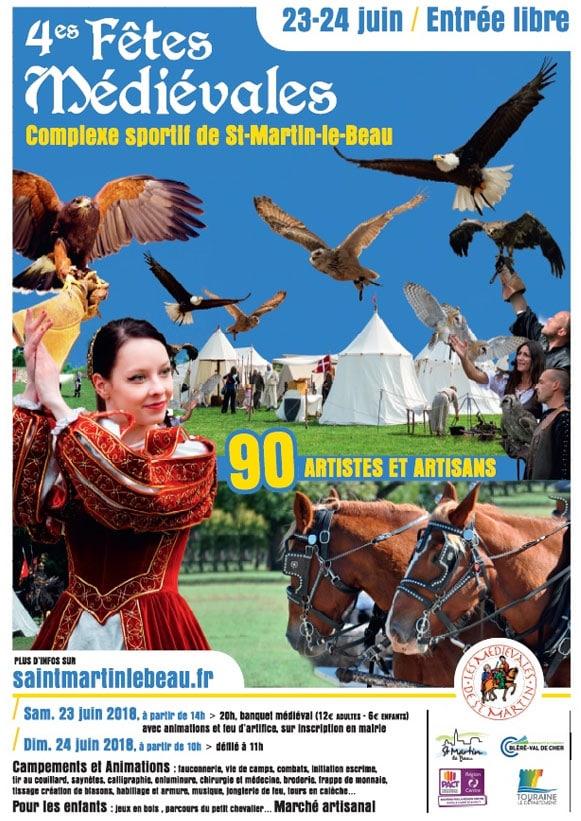 4eme_medievales_saint-martin-le-beau_fetes_marche_moyen-age_festif_val-de-loire
