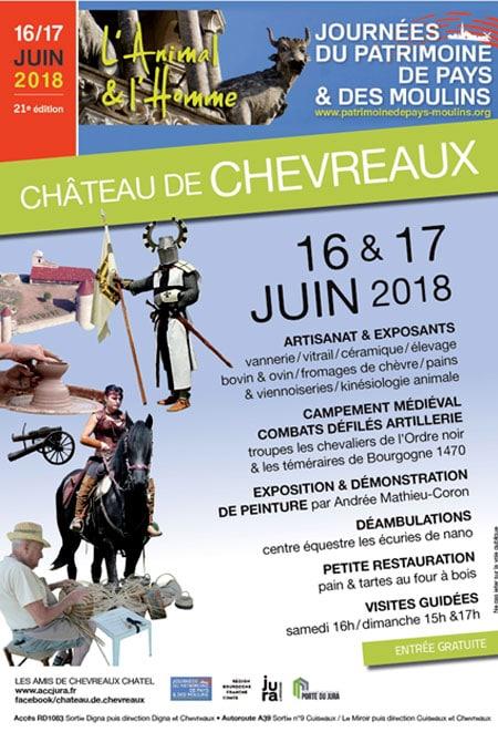 agenda_fetes_animations_medievales_chateau_chevreaux_moyen-age_jura_bourgogne