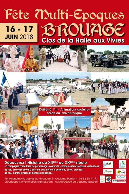 agenda_fetes_evocation_animations_historiques_brouage_Sud-Ouest