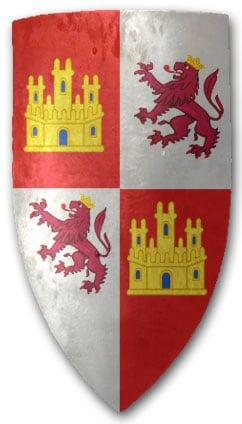 armoirie_castille_europe_medievale_espagne_moyen-age
