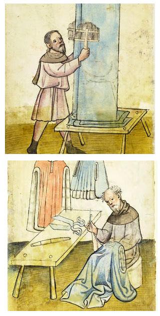 draperie_artisanat_medieval_enluminures_travail_ville_moyen-age_livres_12_freres