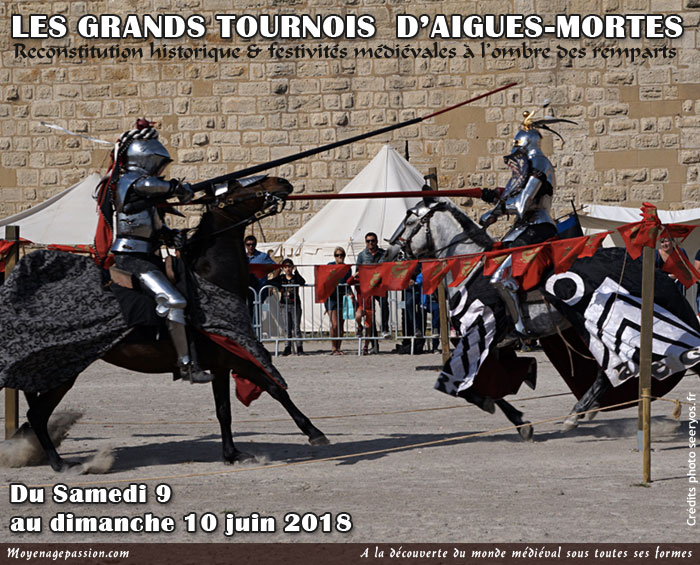 evenement_medieval_animations_historiques_tournoi_aigues_mortes_occitanie