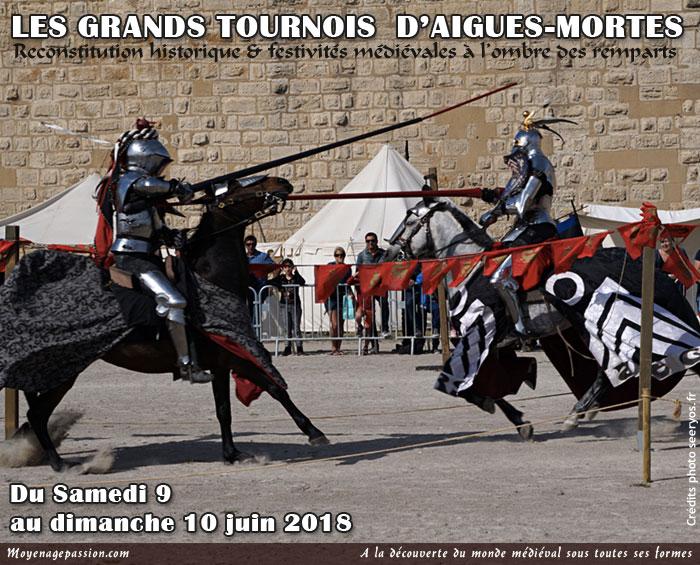 evenement_medieval_animations_historiques_tournoi_aigues_mortes_occitanie