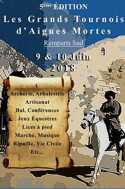 fetes_animations_medievales_reconstitution_historique_tournois_chevalerie_aigues-mortes_